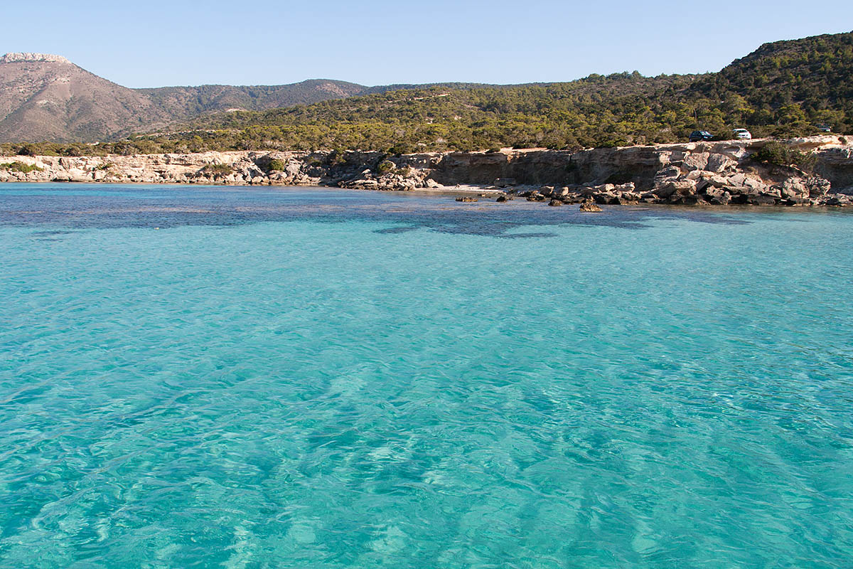 FULL DAY - 4SEATER JEEP SAFARI to Akamas including a boat trip to the Blue Lagoon